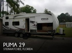 Used 2014  Forest River  Puma 29 by Forest River from POP RVs in Sarasota, FL