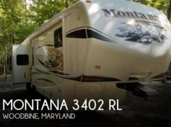 Used 2013  Keystone Montana 3402 RL by Keystone from POP RVs in Sarasota, FL