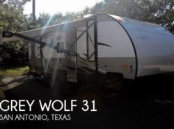 Used 2016  Forest River Grey Wolf 31 by Forest River from POP RVs in Sarasota, FL