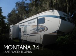 Used 2011  Keystone Montana 34 by Keystone from POP RVs in Sarasota, FL