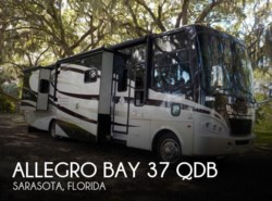 Used 2009 Tiffin Allegro Bay 37 QDB available in Sarasota, Florida