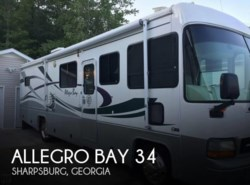 Used 2002 Tiffin Allegro Bay 34 available in Sarasota, Florida