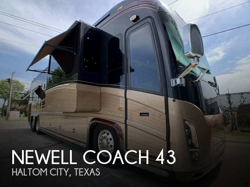 2008 Newell Rv Coach 43 For Sale In Haltom City Tx 76117 127442