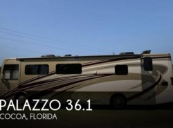 Used 2017 Thor Motor Coach Palazzo 36.1 available in Cocoa, Florida