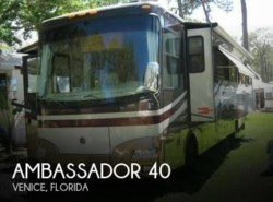 Used 2008 Holiday Rambler Ambassador 40 available in Sarasota, Florida