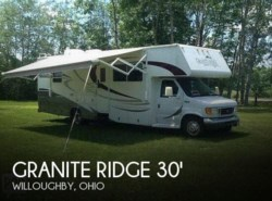 Used 2005 Jayco Granite Ridge 2900 GS available in Willoughby, Ohio