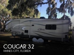 Used 2016 Keystone Cougar 29RES available in Haines City, Florida
