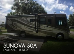 Used 2012 Itasca Sunova 30A available in Lakeland, Florida