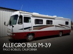 Used 1998 Tiffin Allegro Bus M-39 available in Paso Robles, California
