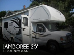 Used 2015 Fleetwood Jamboree Searcher 25 available in Le Roy, New York