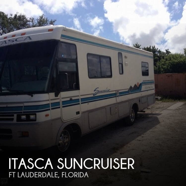1995 Winnebago RV Itasca Suncruiser for Sale in Ft Lauderdale, FL 33309 on