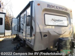 New 2016  Forest River Rockwood Signature Ultra Lite 8327SS