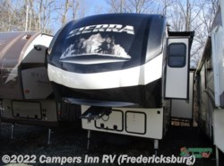 New 2016  Forest River Sierra 371REBH