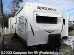 New 2016 Forest River Rockwood Signature Ultra Lite 8328BS available in Stafford, Virginia