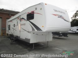 Used 2007  Forest River  FOREST RIVER Wildwood 376SRVBS by Forest River from Campers Inn RV in Stafford, VA