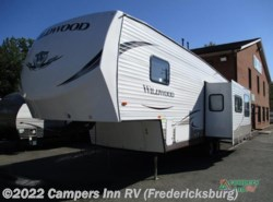 Used 2014  Forest River Wildwood 29RK