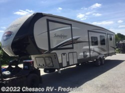 New 2017  Forest River Sandpiper 365SAQB by Forest River from Chesaco RV in Frederick, MD