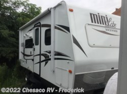 Used 2014  Forest River Rockwood 2104S by Forest River from Chesaco RV in Frederick, MD