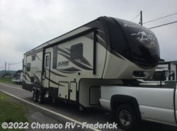 New 2017  Keystone Alpine 3300GR by Keystone from Chesaco RV in Frederick, MD