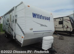 Used 2009  Forest River Wildwood 26TBSS by Forest River from Chesaco RV in Frederick, MD
