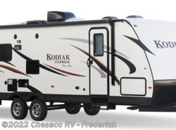New 2016  Dutchmen Kodiak Express 253RBSL
