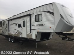 Used 2014  Forest River  FOREST RIVER WILDWOOD by Forest River from Chesaco RV in Frederick, MD
