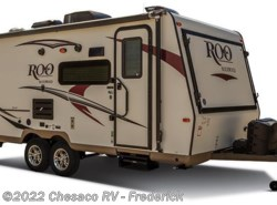 New 2017  Forest River Rockwood 233S ROO by Forest River from Chesaco RV in Frederick, MD