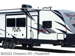 New 2017  Forest River XLR Nitro 23KW by Forest River from Chesaco RV in Frederick, MD