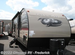 New 2018 Forest River Grey Wolf 26RR available in Frederick, Maryland