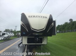 New 2019 Keystone Sprinter Wide Body 3571FWLFT available in Frederick, Maryland