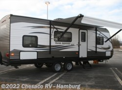 New 2017  Heartland RV Trail Runner TR SLE 25 by Heartland RV from Chesaco RV in Shoemakersville, PA