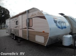 Used 2012  Forest River Cherokee GREY WOLF 29BH by Forest River from Courvelle's RV in Opelousas, LA