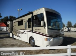 Used 2014  Thor Motor Coach Palazzo 33.2 by Thor Motor Coach from Courvelle's RV in Opelousas, LA