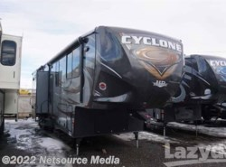 New 2016  Heartland RV Cyclone 4114 by Heartland RV from Lazydays Discount RV Corner in Longmont, CO