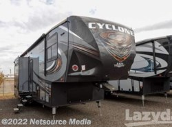 New 2017  Heartland RV Cyclone 4113 by Heartland RV from Lazydays Discount RV Corner in Longmont, CO
