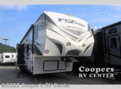 New 2014  Keystone Fuzion 331 Chrome by Keystone from Cooper's RV Center in Apollo, PA