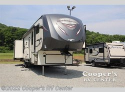 New 2017  Forest River Wildwood Heritage Glen 356QB by Forest River from Cooper's RV Center in Apollo, PA
