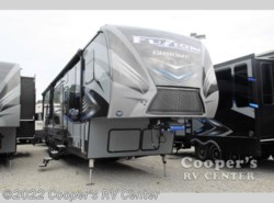 New 2017  Keystone Fuzion 420 Chrome by Keystone from Cooper's RV Center in Apollo, PA