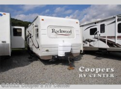 Used 2006  Forest River Rockwood 8272S by Forest River from Cooper's RV Center in Apollo, PA