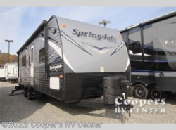 New 2017  Keystone Springdale 262RK by Keystone from Cooper's RV Center in Apollo, PA
