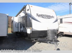 Used 2014  Keystone Springdale 287RB by Keystone from Cooper's RV Center in Apollo, PA