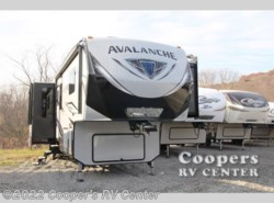 New 2017  Keystone Avalanche 395BH by Keystone from Cooper's RV Center in Apollo, PA