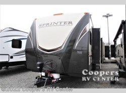 New 2017  Keystone Sprinter 332DEN by Keystone from Cooper's RV Center in Apollo, PA