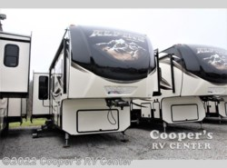 New 2017  Keystone Alpine 3900RE by Keystone from Cooper's RV Center in Apollo, PA