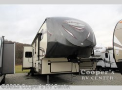 New 2017  Forest River Wildwood Heritage Glen 372RD by Forest River from Cooper's RV Center in Apollo, PA