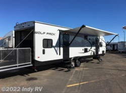 New 2017  Forest River Cherokee Wolf Pack T25 PACK 12 H by Forest River from Indy RV in St. George, UT