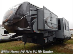 New 2015 Heartland RV Cyclone CY3110 Triple Slideout w/10' Garage available in Williamstown, New Jersey
