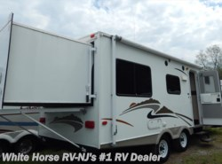 Used 2008  Keystone Passport 240QS Front Bunk Bedroom Rear Queen Bed Slideout by Keystone from White Horse RV Center in Williamstown, NJ