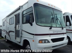 Used 2004  Forest River Georgetown 303 SE Queen Bed, Sofa, Dinette by Forest River from White Horse RV Center in Egg Harbor City, NJ