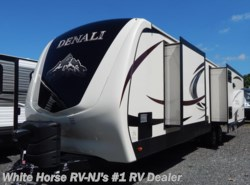 New 2016  Dutchmen Denali 325RL Rear Lounge Iland. Kitchen Triple Slideout by Dutchmen from White Horse RV Center in Williamstown, NJ